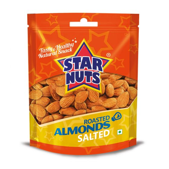 Starnuts ROASTED ALMOND SALTED Almonds (60 g)