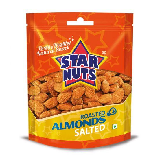 Starnuts ROASTED ALMOND SALTED Almonds (100 g)