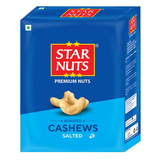 Starnuts ROASTED CASHEWS SALTED (170 g)
