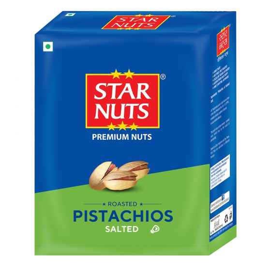 Starnuts ROASTED PISTACHIOS SALTED Pistachios (170 g)